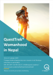 Brochure QuestTrek Womanhood