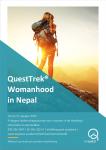Brochure QuestTrek Womanhood