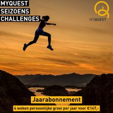 Jaarabonnement MyQuest Seizoenschallenges (1)